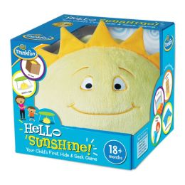 Hello Sunshine Game for Toddlers