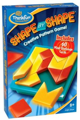 Shape by Shape Creative Pattern Game