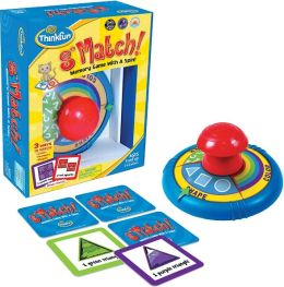 ThinkFun S'Match Memory Game