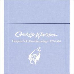 Complete Solo Recordings 1972-1996