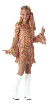 Disco Dolly Child Costume: Size Medium