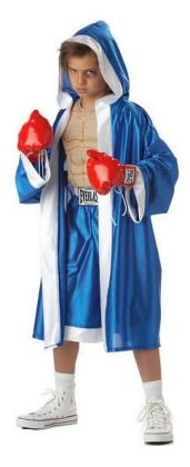 Everlast Boxer Boy Child Costume: Size Large