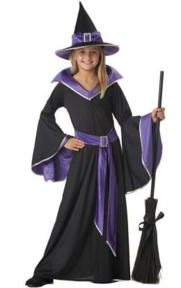 Incantasia The Glamour Witch Child Costume: Size Small