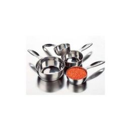 Amco 8440 Stainless Steel 4pc Measuring Cups