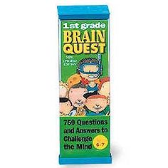 Brain Quest - 1st Grade