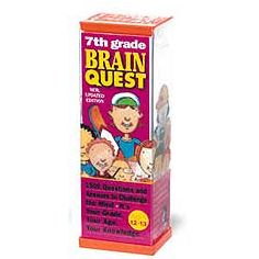 Brain Quest - 7th Grade