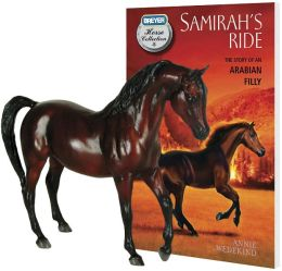 Breyer Samirah's Ride: Classics Horse and Book Set