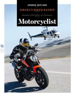 Motorcyclist - One Year Subscription