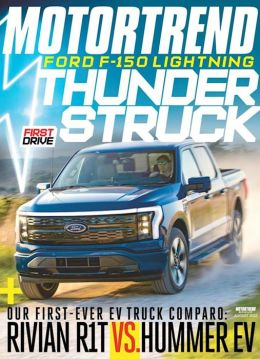 Motor Trend - One Year Subscription