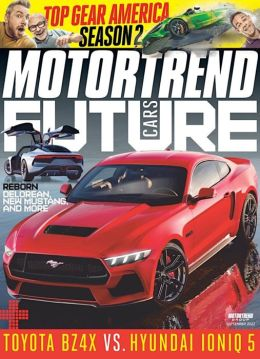 Motor Trend One Year Subscription Barnes Noble