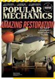 Magazine Cover Image. Title: Popular Mechanics - One Year Subscription