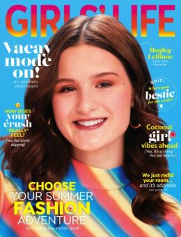 Girls' Life - One Year Subscription