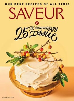 Saveur - One Year Subscription
