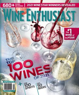 Wine Enthusiast - One Year Subscription