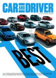 Magazine Cover Image. Title: Car and Driver - One Year Subscription