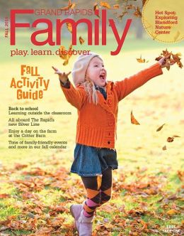 Grand Rapids Family - One Year Subscription