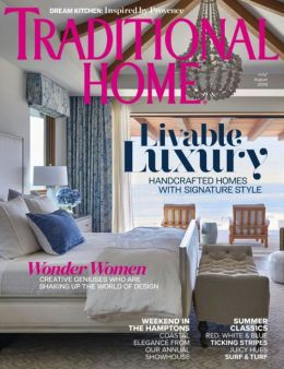Traditional Home - One Year Subscription