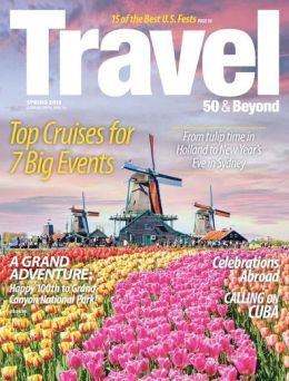 Travel 50 & Beyond - One Year Subscription