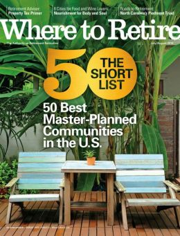 Where to Retire - One Year Subscription