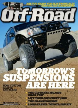 Off-Road - One Year Subscription