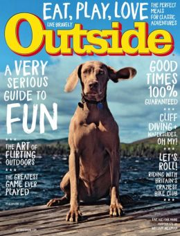 Outside - One Year Subscription
