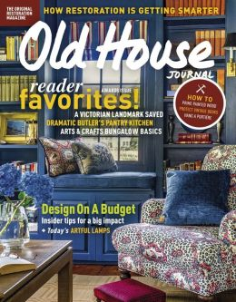 Old-House Journal - One Year Subscription