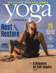 Magazine Cover Image. Title: Yoga Journal - One Year Subscription