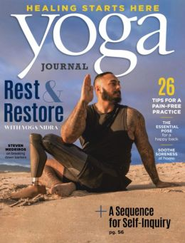 Yoga Journal - One Year Subscription