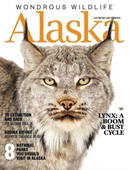 Alaska Magazine - One Year Subscription