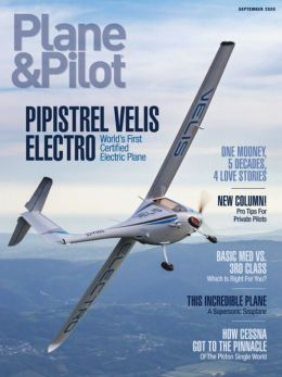 Plane & Pilot - One Year Subscription