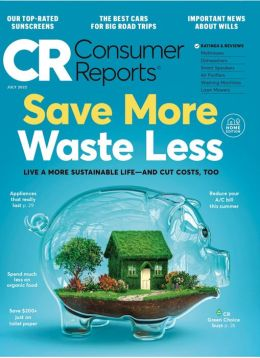 Consumer Reports - One Year Subscription