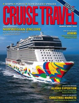 Cruise Travel - One Year Subscription