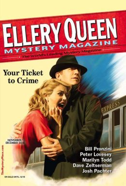 Ellery Queen's Mystery - One Year Subscription