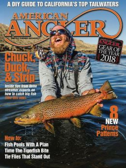 American Angler - One Year Subscription