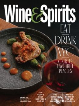 Wine & Spirits - One Year Subscription