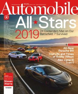 Automobile - One Year Subscription