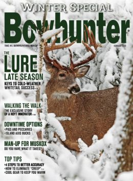 Bowhunter - One Year Subscription