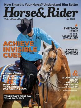 Horse & Rider - One Year Subscription