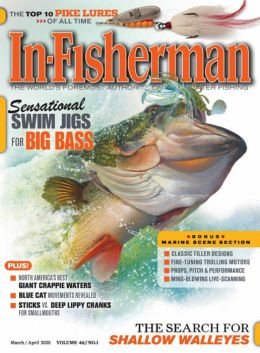 In-Fisherman - One Year Subscription