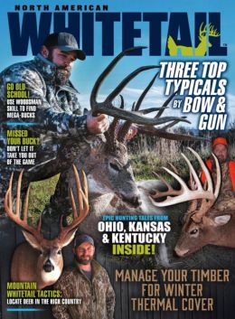 North American WhiteTail - One Year Subscription