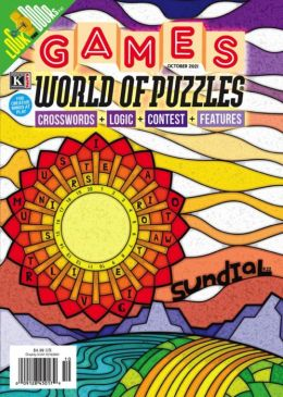 World of Puzzles - One Year Subscription