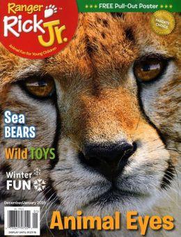 Ranger Rick Jr. - One Year Subscription