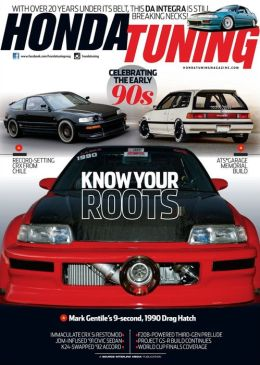 Honda Tuning - One Year Subscription