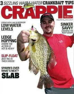 Crappie World - One Year Subscription