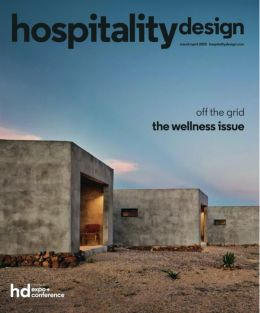 Hospitality Design - One Year Subscription