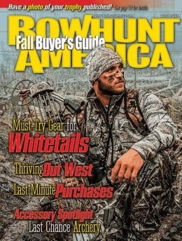 Bowhunt America - One Year Subscription