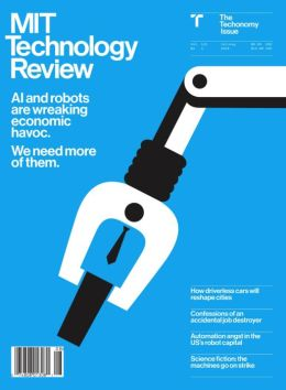 MIT Technology Review - One Year Subscription