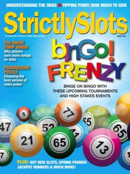 Strictly Slots - One Year Subscription