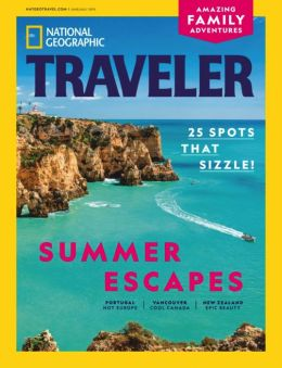 National Geographic Traveler - One Year Subscription