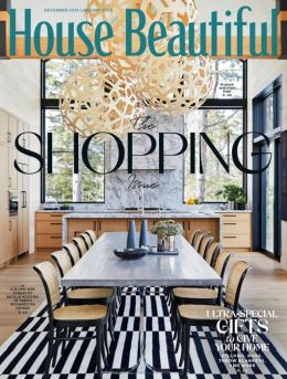 House Beautiful - One Year Subscription